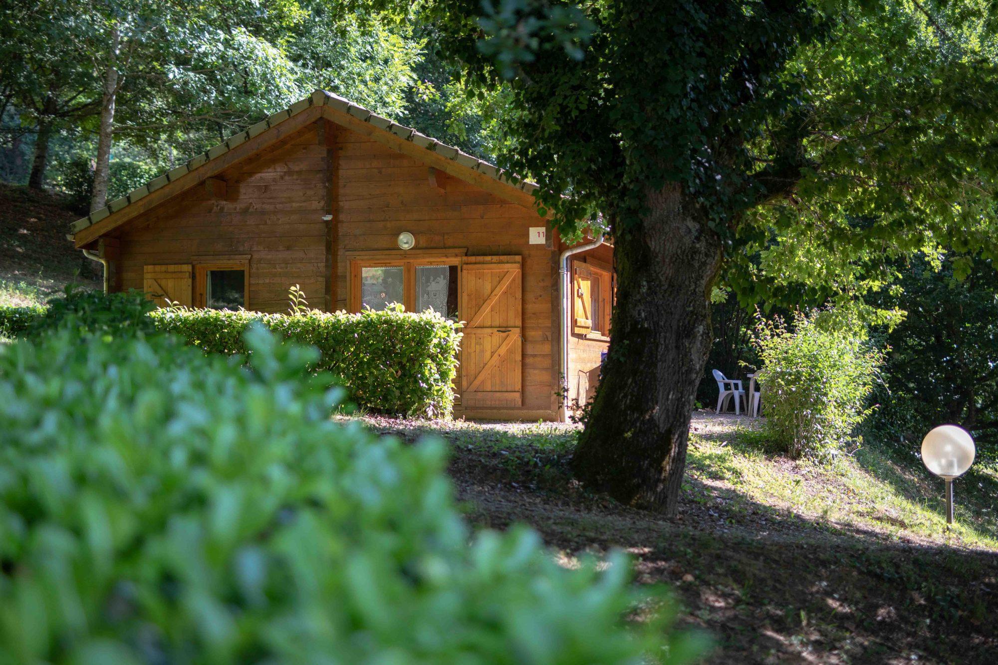 location de chalet en Aveyron